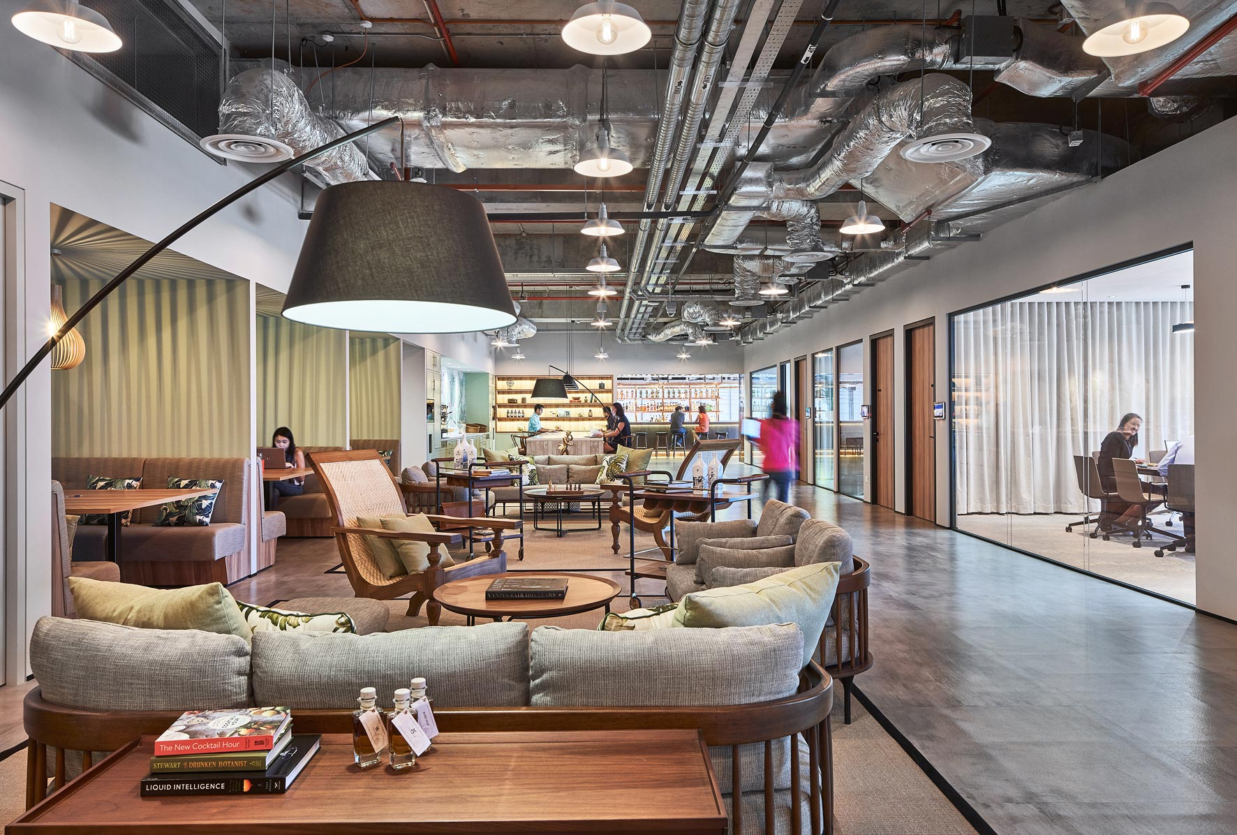Owen Raggett,  Architectural photographer Singapore. Diageo Office, Singapore. Architectural photographer Asia