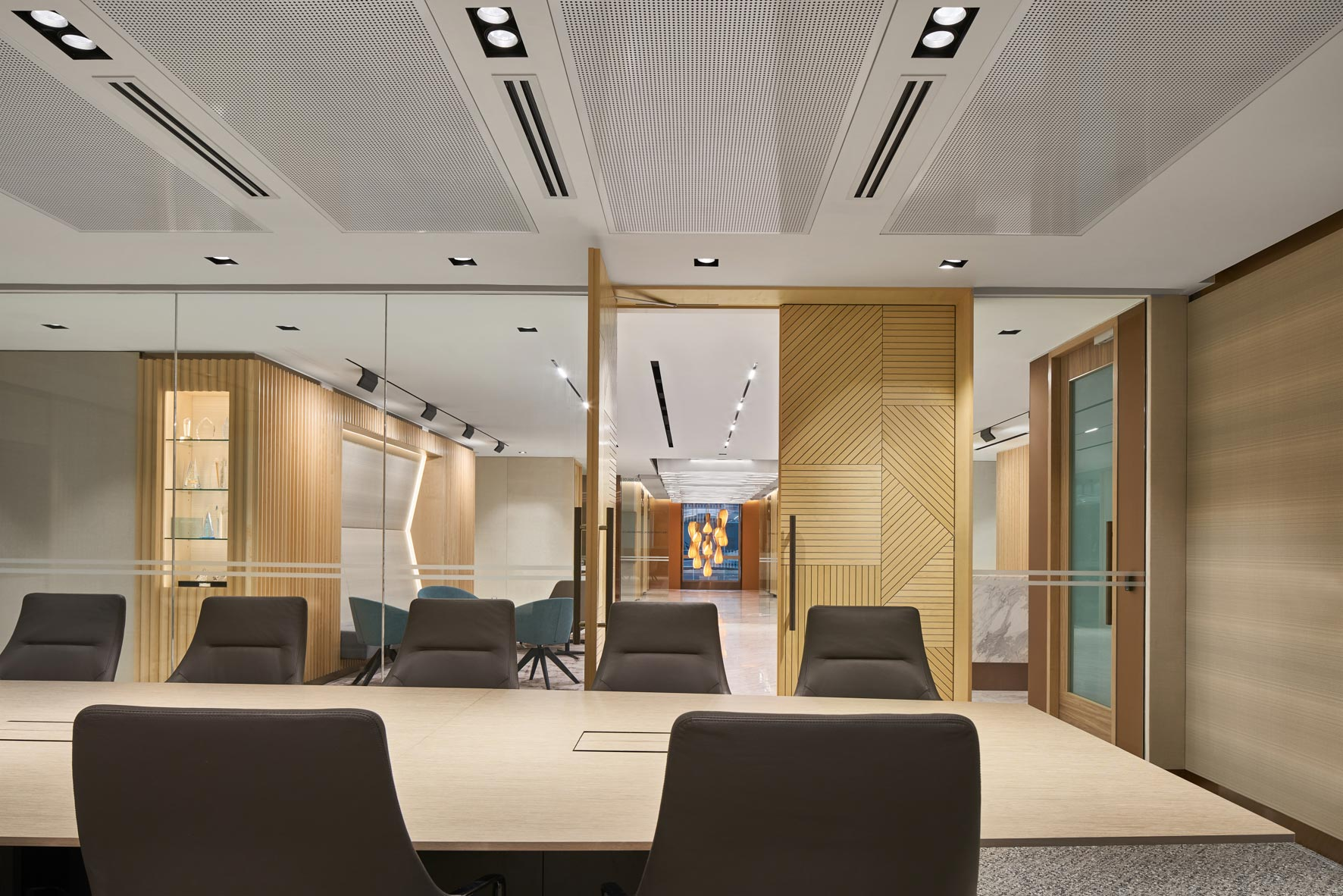 Owen Raggett,  architectural photographer Singapore. OUE Office, Singapore. Architectural photographer Singapore