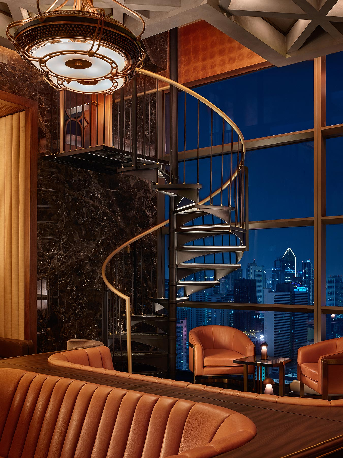 Owen Raggett, Architectural photographer Singapore. Rosewood Hotel, Bangkok, Thailand.