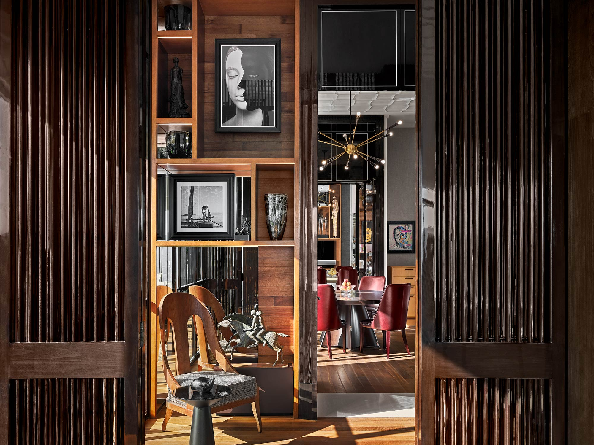 Owen Raggett, Architectural photographer, Singapore. Rosewood Hotel Hong Kong.