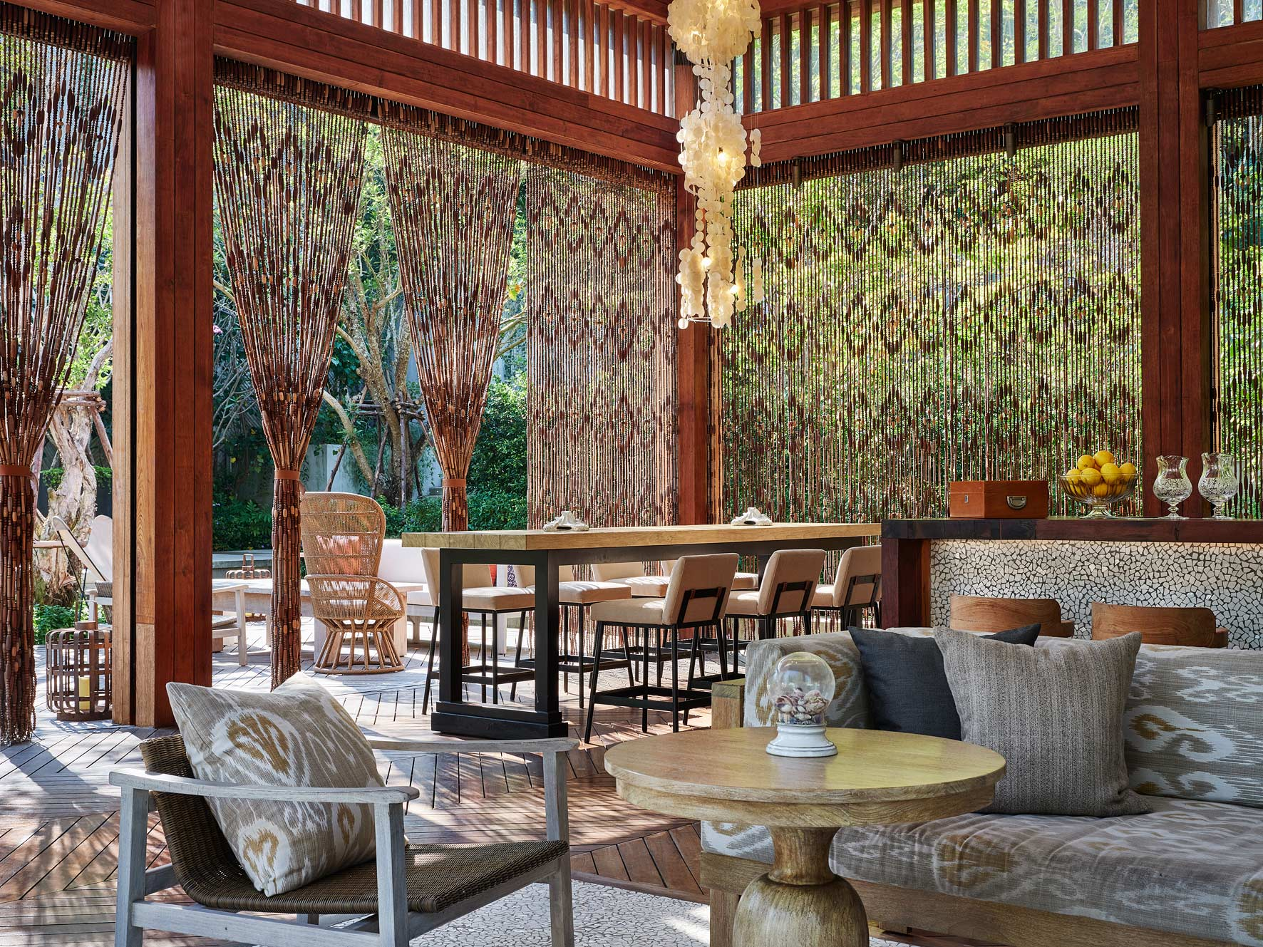 Owen Raggett,  architectural photographer Singapore. Rosewood Hotel, Phuket, Thailand. Architectural photographer Asia